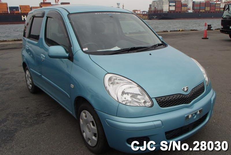 Toyota / Funcargo 2005 1.3 Petrol