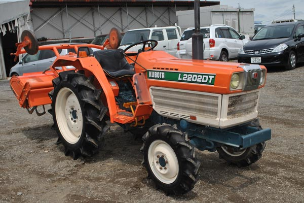 Kubota / L2202DT   Diesel
