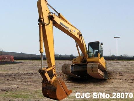 Komatsu / Excavator 2005  Diesel