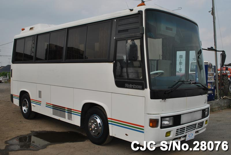 Hino Rainbow Bus