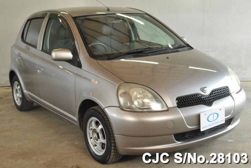 Toyota / Vitz - Yaris 2001 1.0 Petrol
