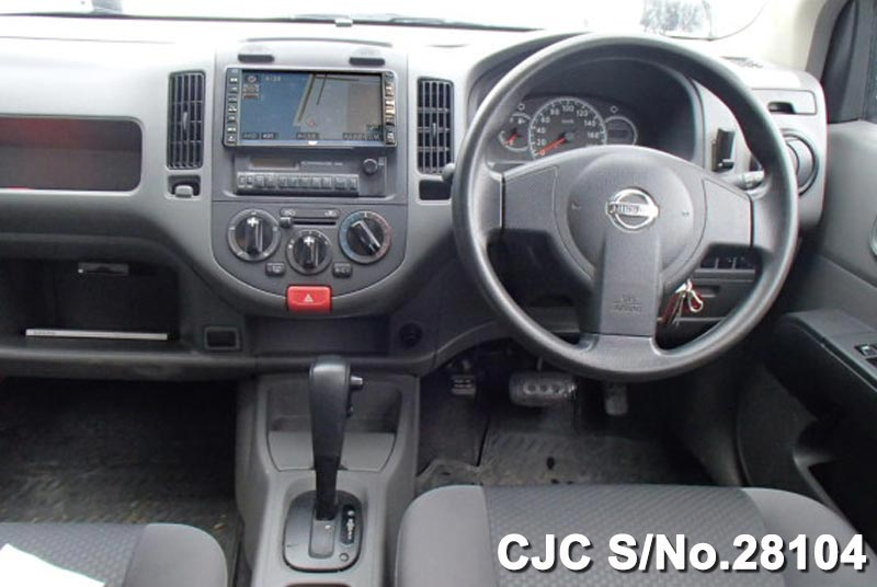 2008 Nissan / AD Van Stock No. 28104