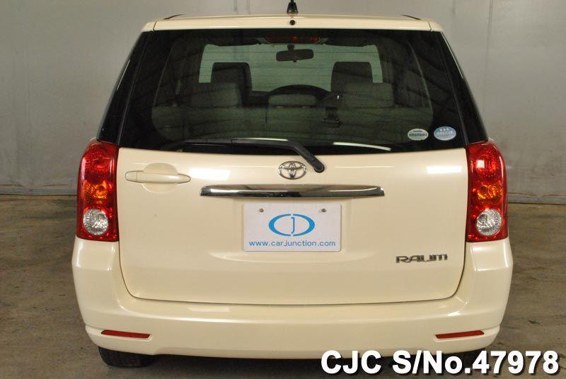 2005 Toyota / Raum Stock No. 47978