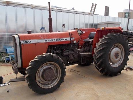 Massey Ferguson / MF-290   Diesel