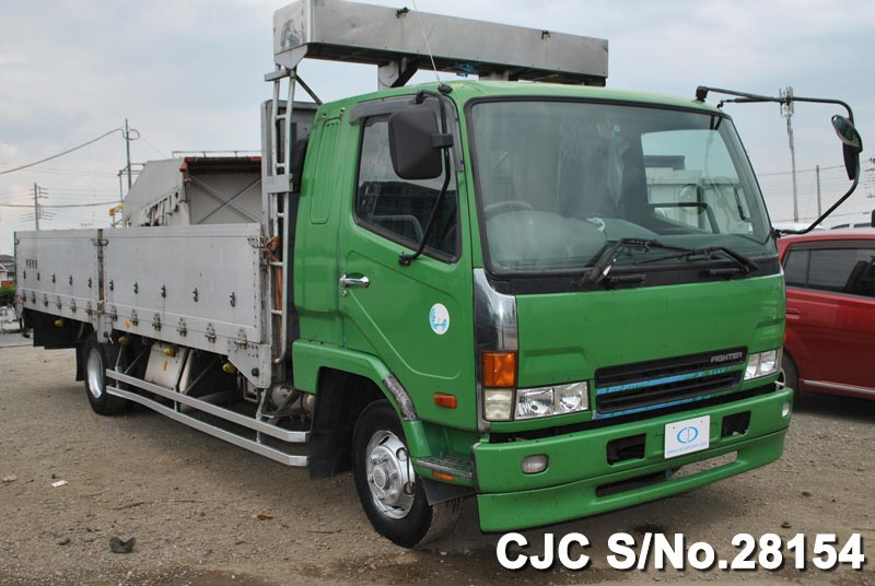 mitsubishi no detail sale truck fuso for stock fighter car