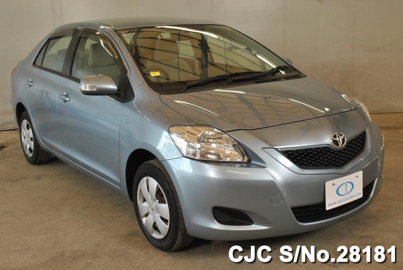 Toyota / Belta 2011 1.3 Petrol