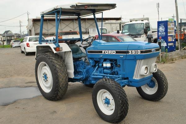 Ford / 3910  3.1 Diesel