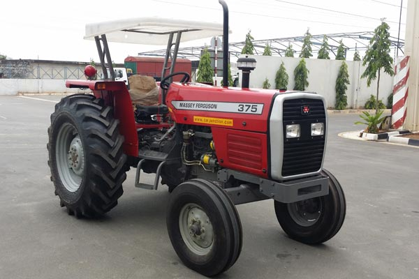 Massey Ferguson / MF-375 2014 4.0 Diesel