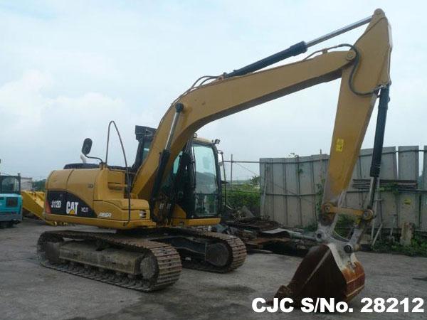 Caterpillar / 312D Excavator 2010  Diesel