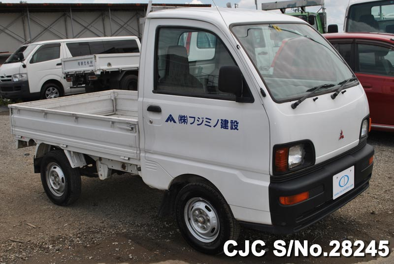 Mitsubishi / Minicab 1996 0.6 Petrol