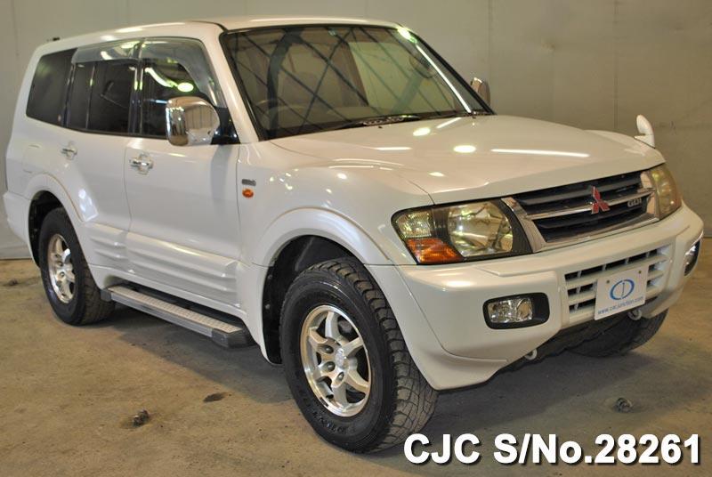 Mitsubishi / Pajero 2001 3.5 Petrol