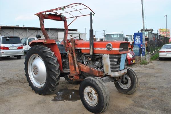 Massey Ferguson / MF-185   Diesel