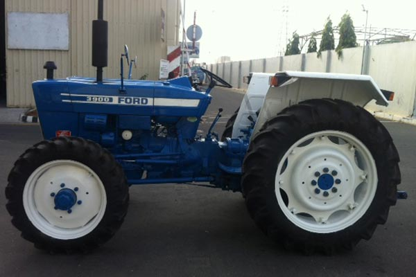Ford 3900 Tractor Manual
