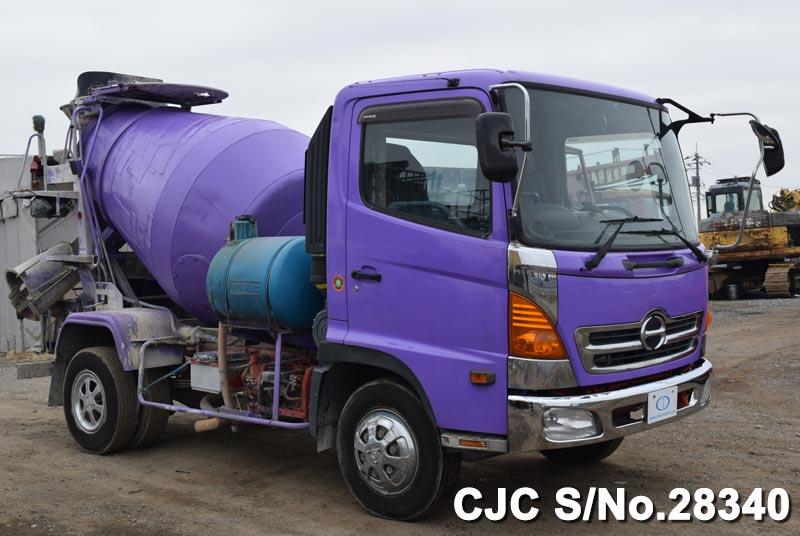 Hino / Ranger 2003 8.0 Diesel