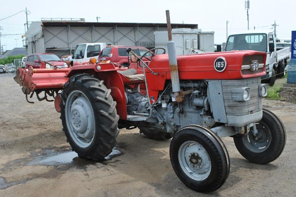 Massey Ferguson / MF-165   Diesel