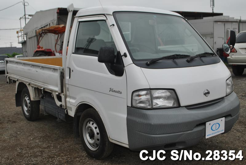 Nissan / Vanette 2003 1.8 Petrol