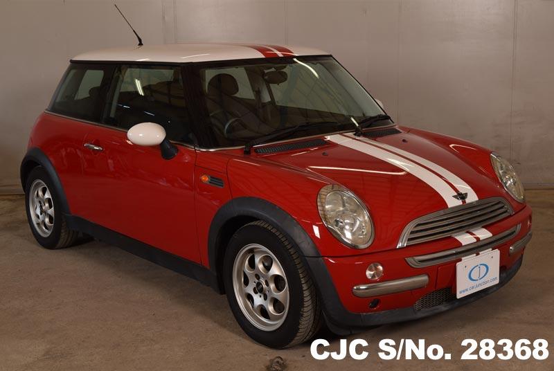MINI / Cooper 2003 1.6 Petrol