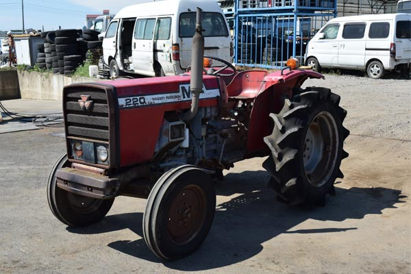 Massey Ferguson / MF-220   Diesel