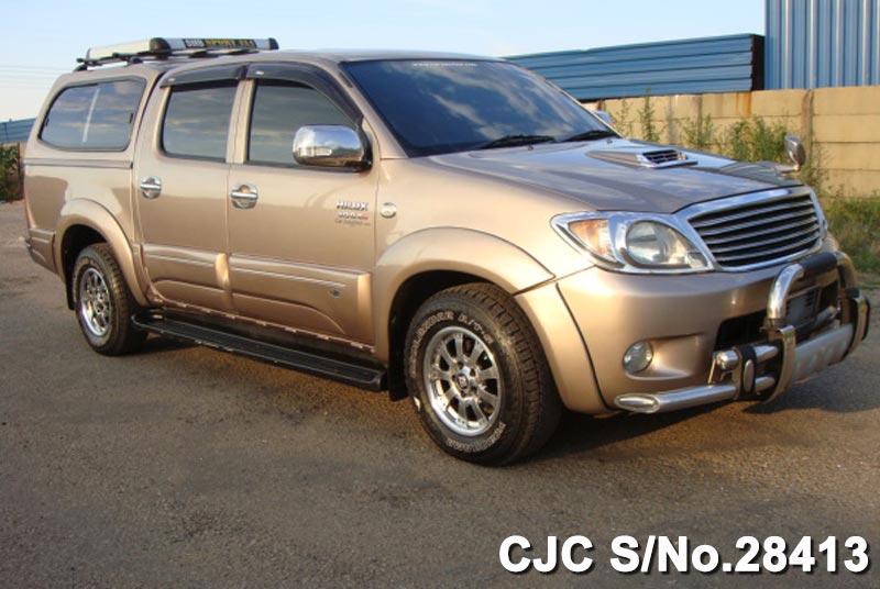 Toyota / Hilux-Vigo 2004 3.0 Diesel