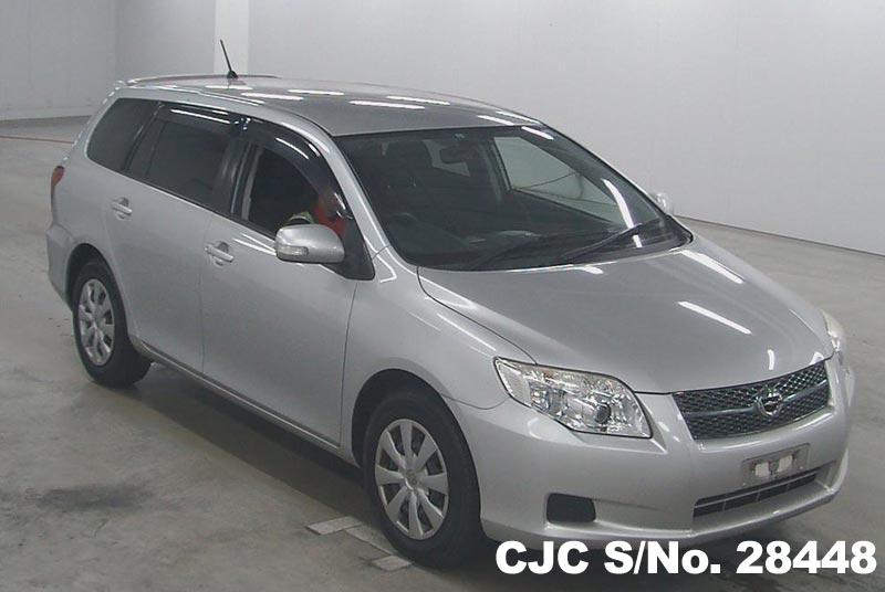 Toyota / Corolla Fielder 2008 1.5 Petrol