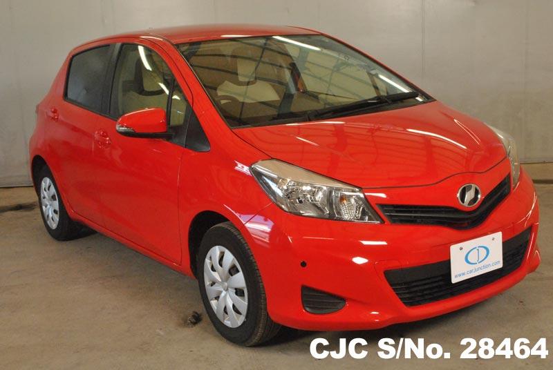 Toyota / Vitz - Yaris 2012 1.3 Petrol