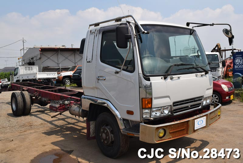 Mitsubishi / Fuso Fighter 2000 8.2 Diesel