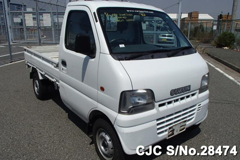 Suzuki / Carry 2000 0.66 Petrol