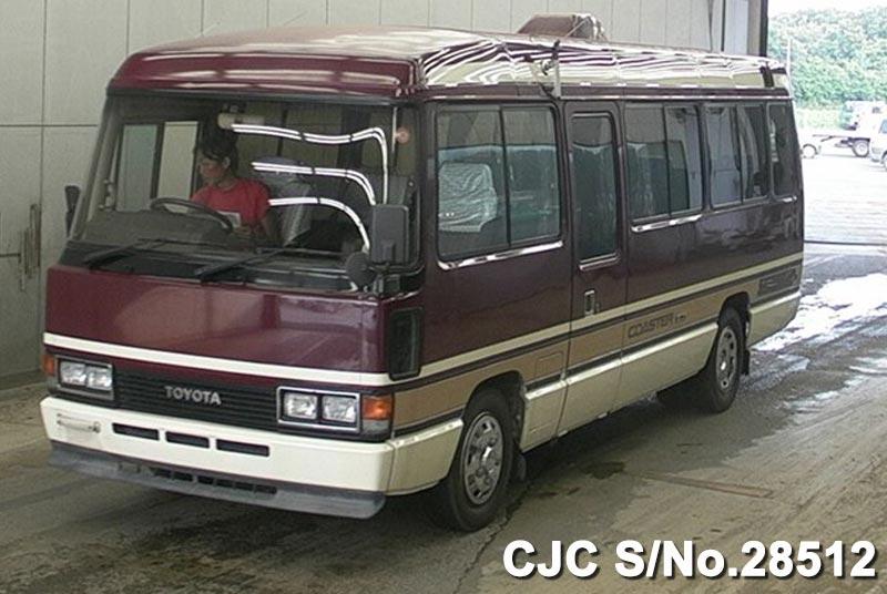 Toyota / Coaster 1991 4.2 Diesel