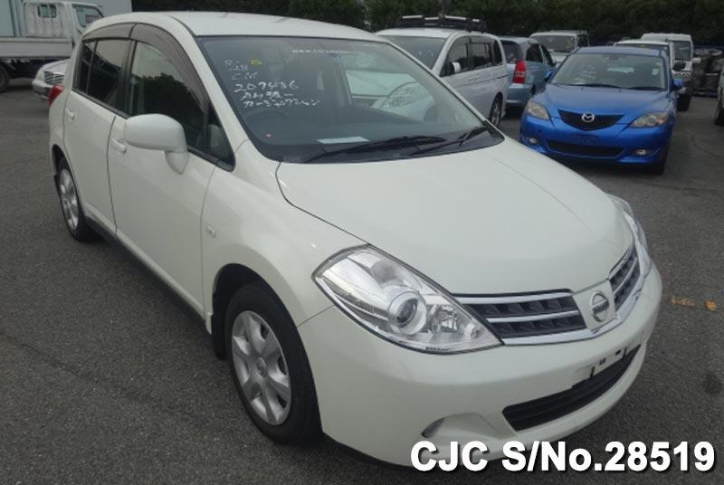 Nissan / Tiida 2008 1.5 Petrol