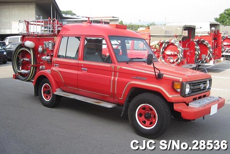 Toyota / Land Cruiser 1997 4.2 Diesel
