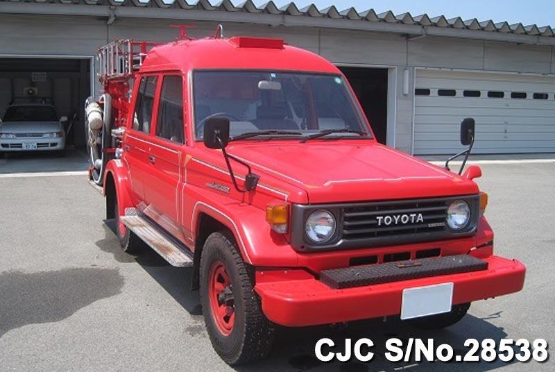 Toyota / Land Cruiser 1995 4.2 Diesel