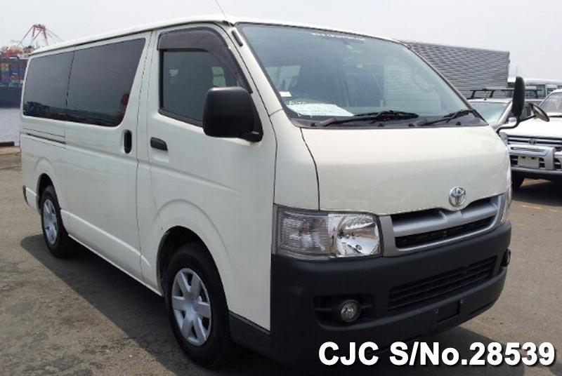 Toyota / Hiace 2007 2.5 Diesel
