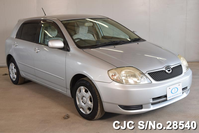Toyota / Corolla Runx 2001 1.5 Petrol