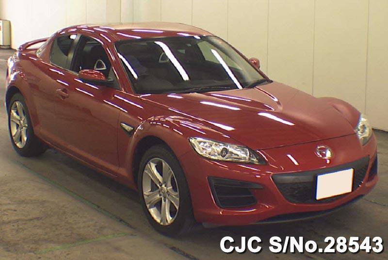 Mazda / RX-8 2008 1.3 Petrol