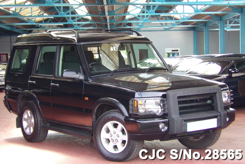 Land Rover / Discovery 2004 2.5 Diesel