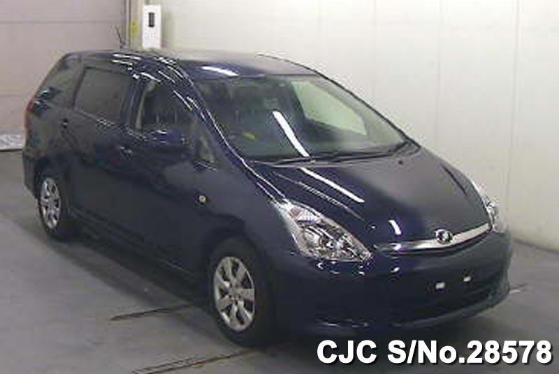 Toyota / Wish 2007 1.8 Petrol