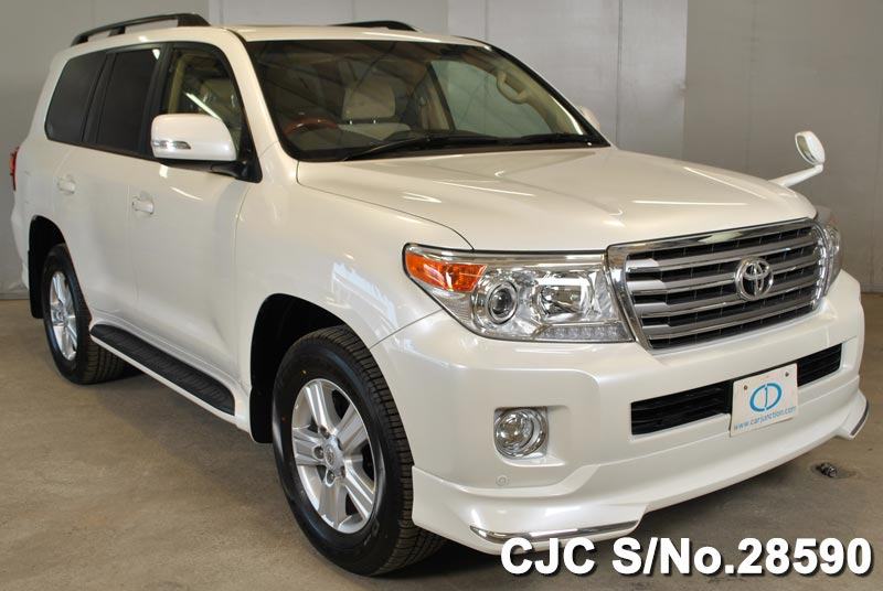 Toyota / Land Cruiser 2014 4.6 Petrol