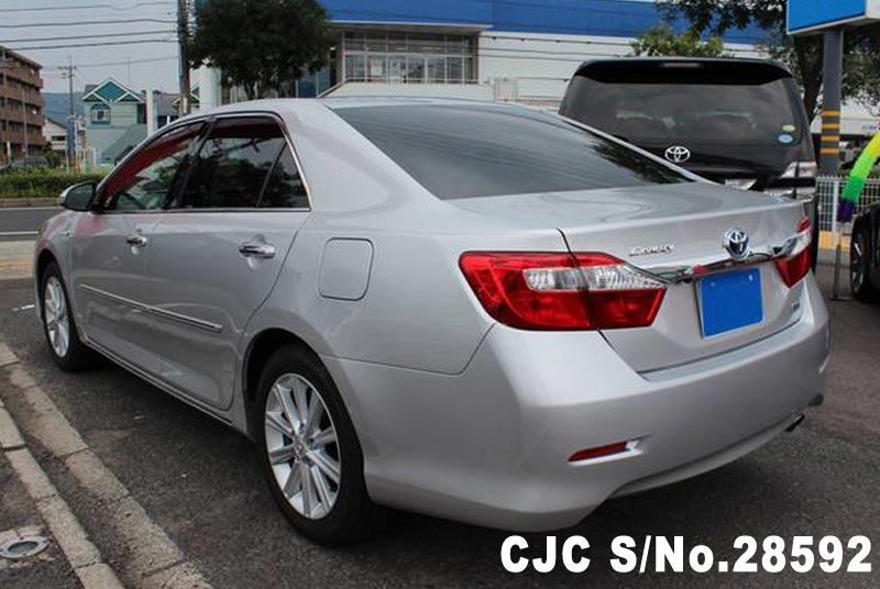 2014 model Toyota Camry for Diplomats