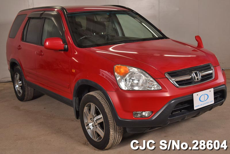 Honda / CRV 2003 2.0 Petrol