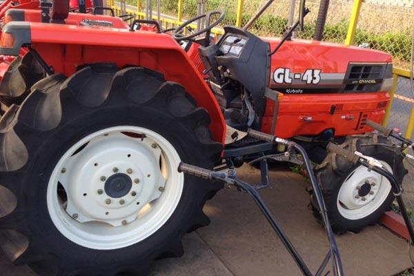 Kubota / GL-43   Diesel