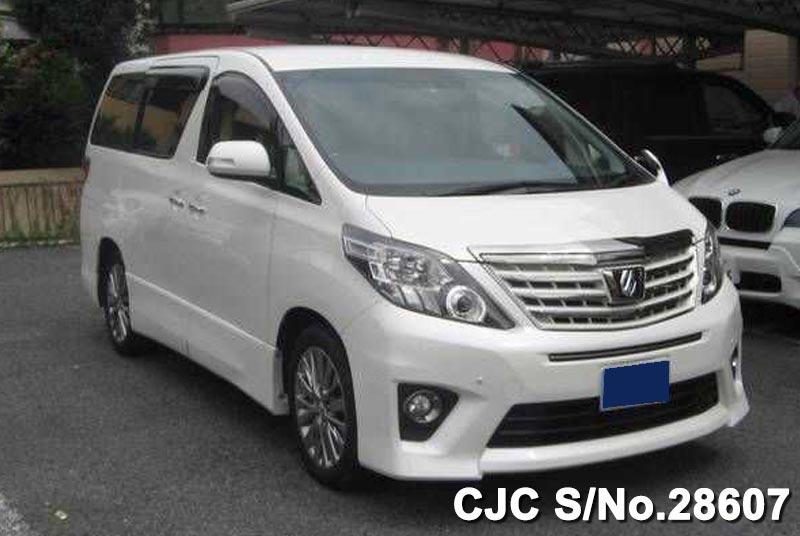 Toyota / Alphard 2014 2.4 Petrol