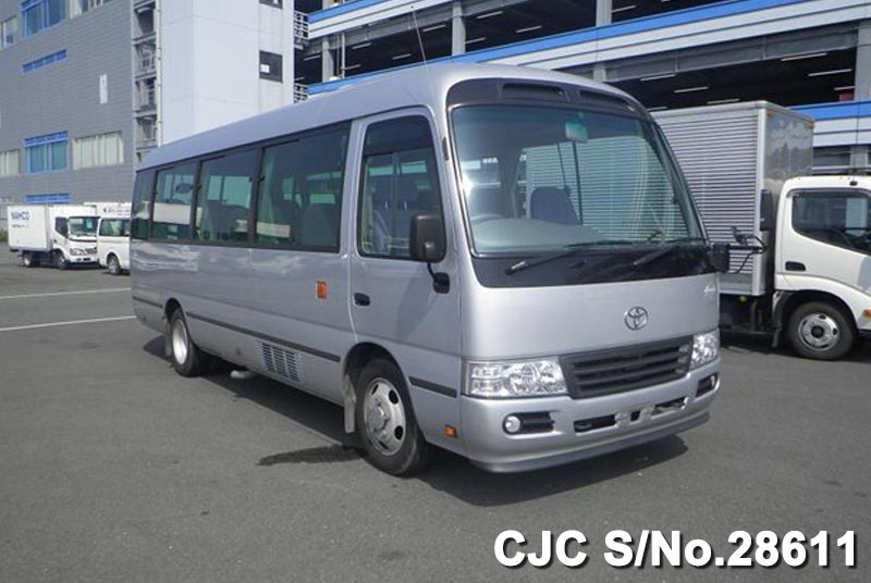 Toyota / Coaster 2011 4.0 Diesel