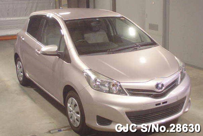 Toyota / Vitz - Yaris 2011 1.0 Petrol