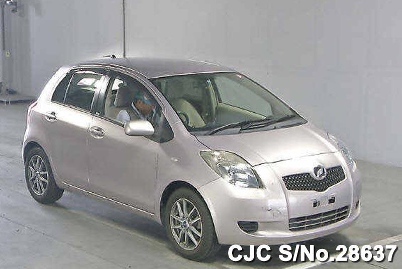 Toyota / Vitz - Yaris 2007 1.3 Petrol