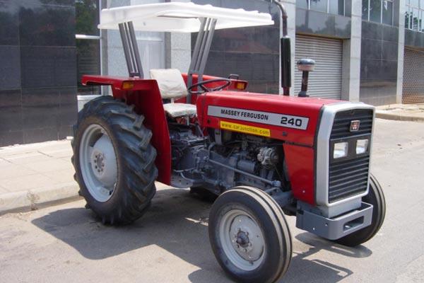 Massey Ferguson / MF-240 2014  Diesel