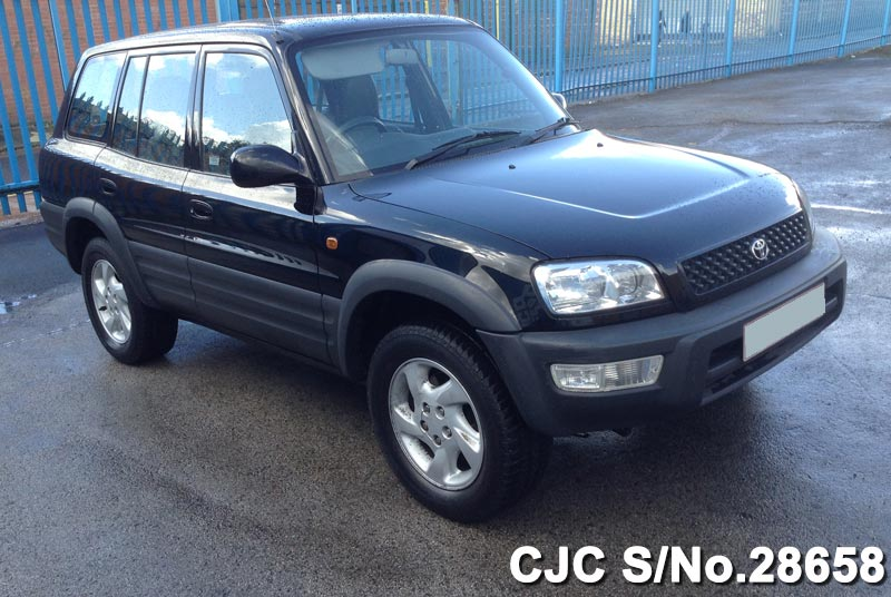 4dbb19c450b27c 1998 Toyota Rav4 Black 2 Tone for sale