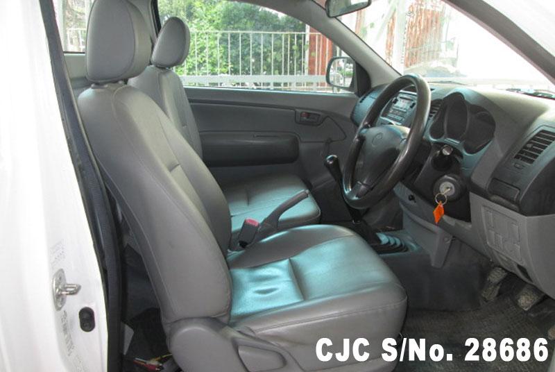 Hilux Single Cab