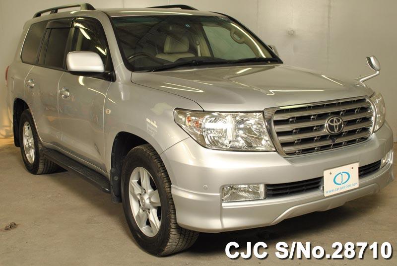 Toyota / Land Cruiser 2008 4.7 Petrol