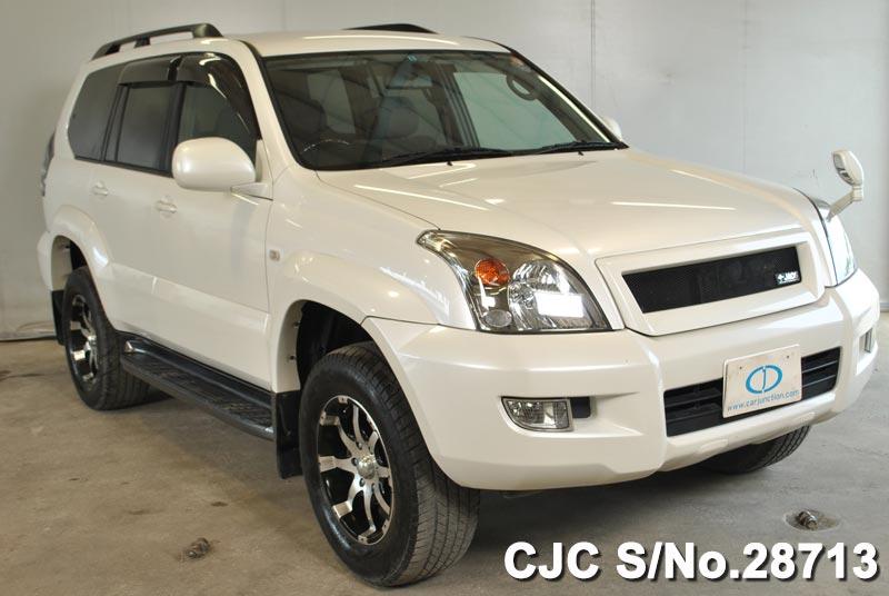 Toyota / Land Cruiser Prado 2008 2.7 Petrol