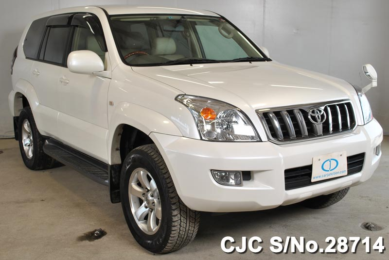 Toyota / Land Cruiser Prado 2008 4.0 Petrol